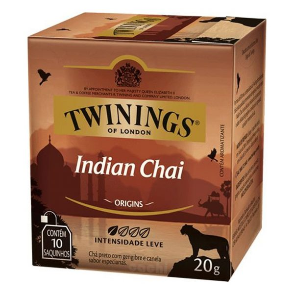 té twinnings indian chai origins