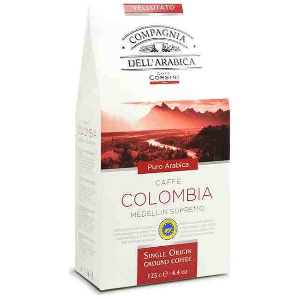 café molido compagnia dellarabica colombia