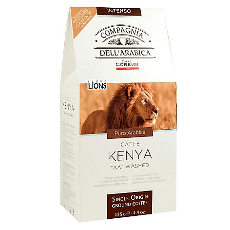 cafe molido dellarabica kenya 125grs
