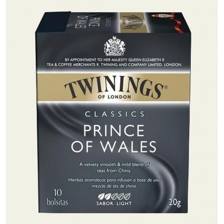 té twinings princes of wales