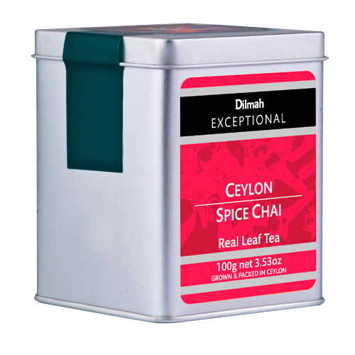 ceylon spice chai dylmah 100 grs