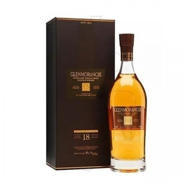 glen morangie single malt 18 años